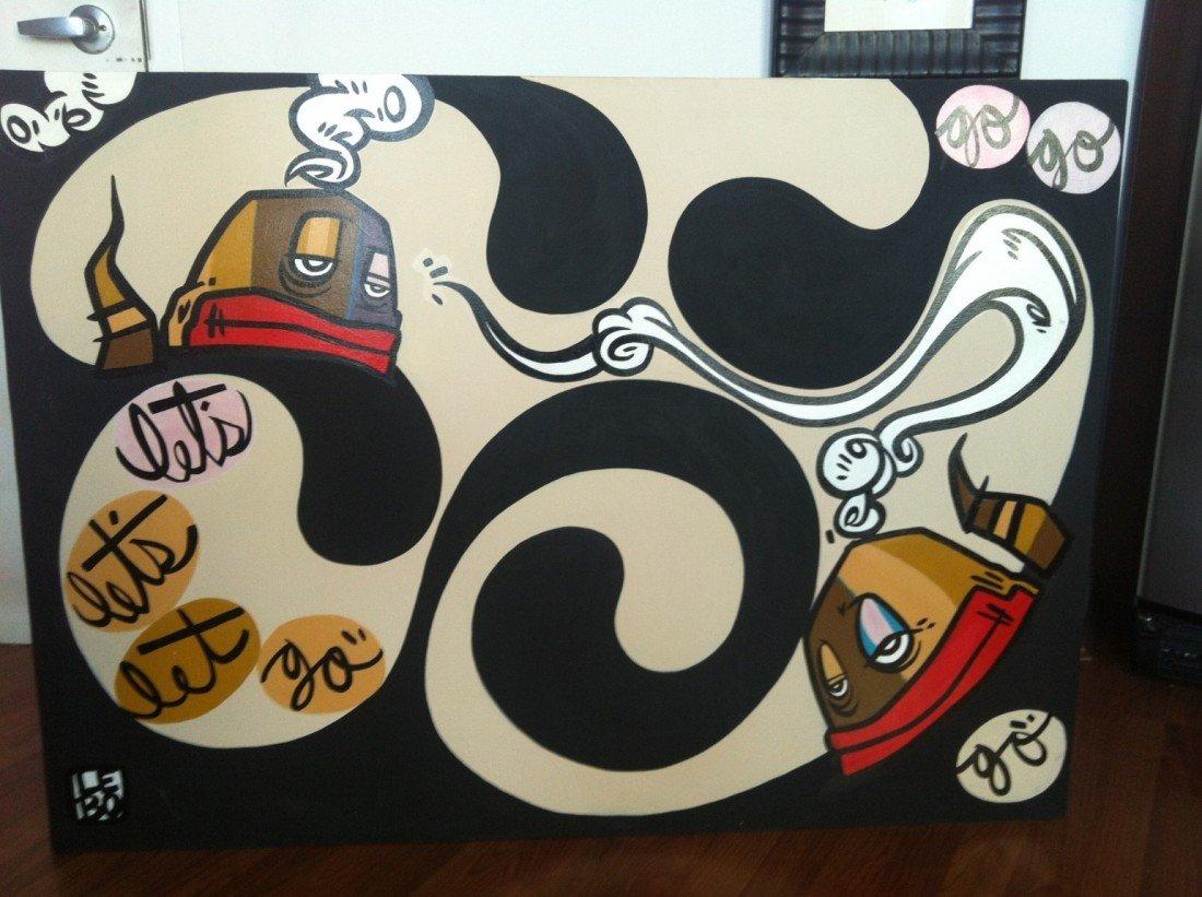 22: Libo Painting