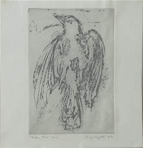 "19: Rudi Pozzatti ""Fallen Bird"""