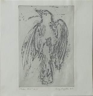 "Rudi Pozzatti ""Fallen Bird"""