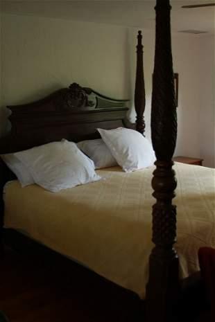 Ralph Lauren 4 poster bed