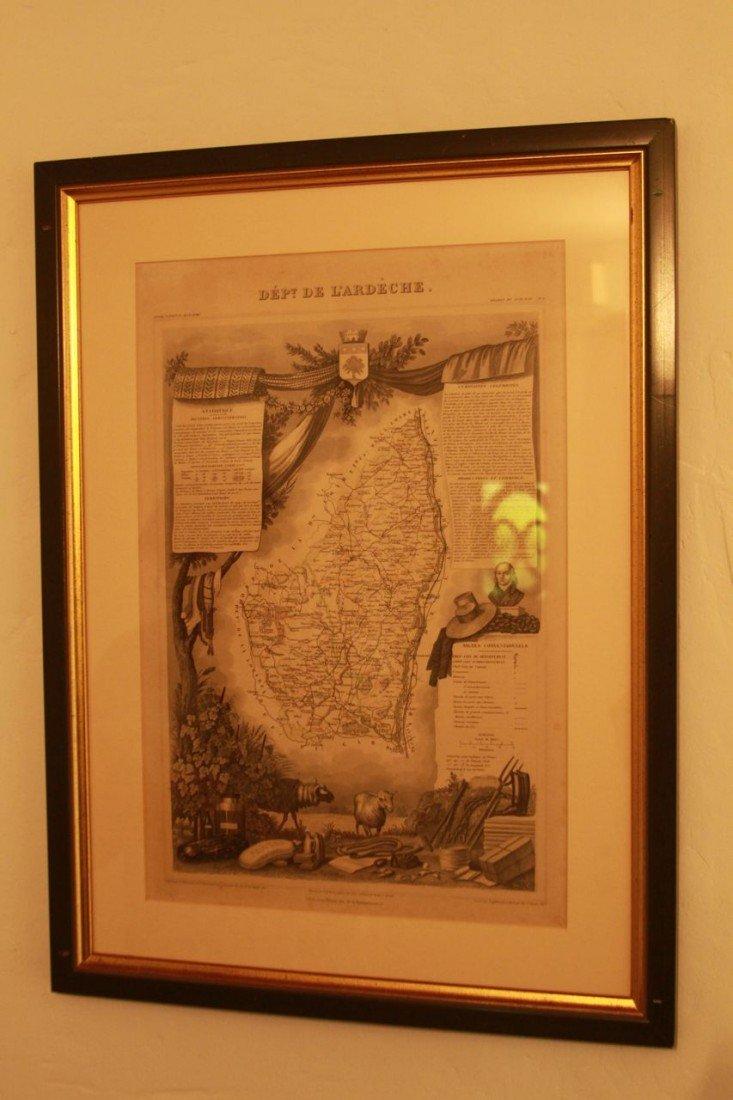 13: Pair of Antique maps