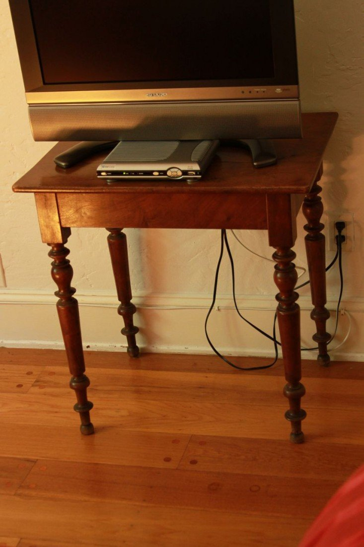 14: French Occasional Table