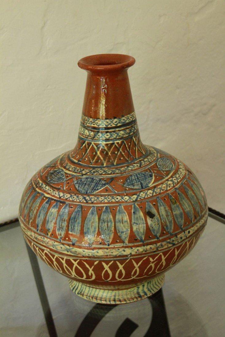 24: Turkish terracotta vase