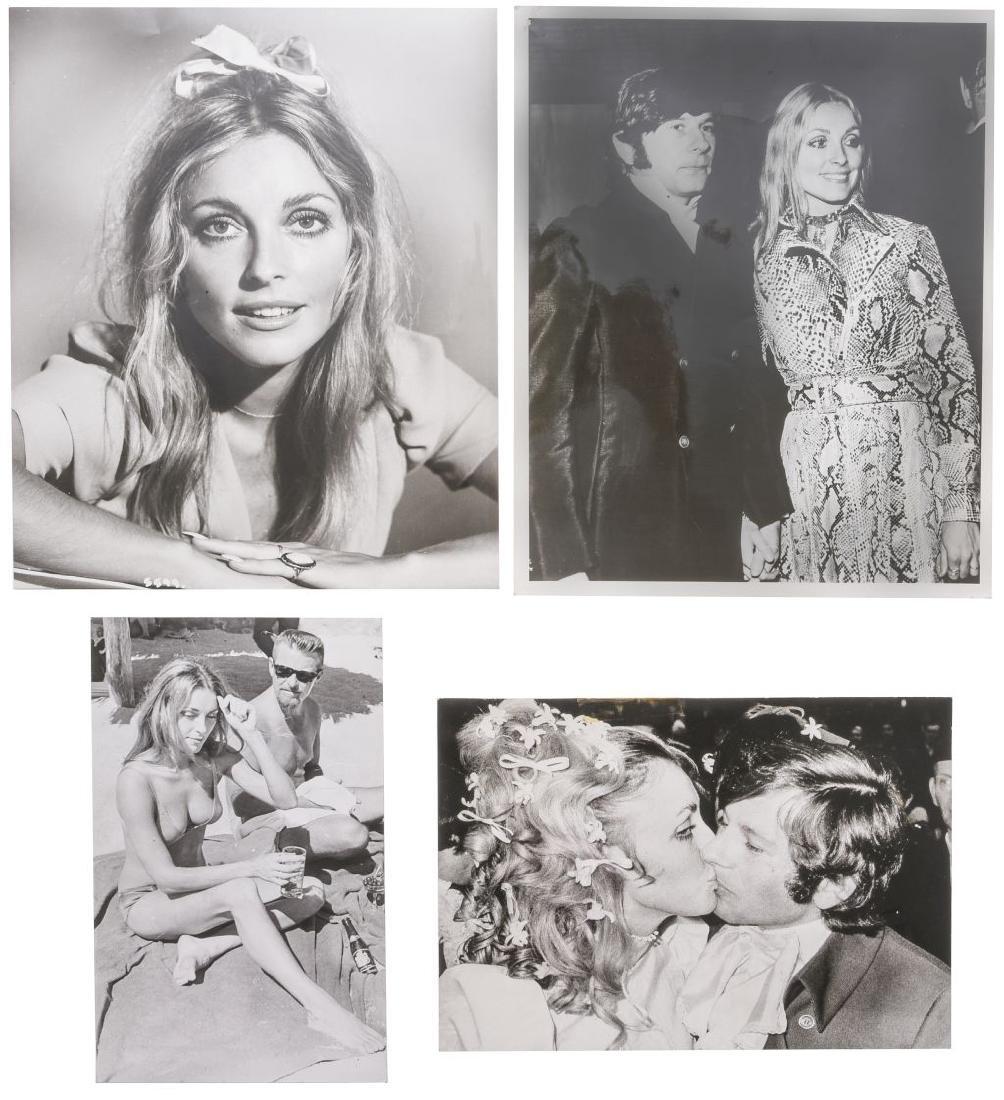 Sharon Tate. Fotografias, varios formatos. Two with
