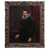 DOMENICO TINTORETTO (ITALY, 1560-1635). PORTRAIT OF A