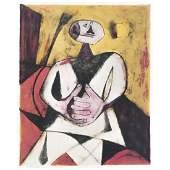 RUFINO TAMAYO, Hombre, 1950, Signed, Lithograph P de A,