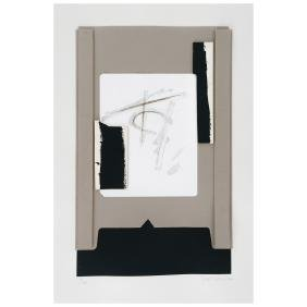 FERNANDO GARCIA PONCE, Untitled, 1981, Signed,