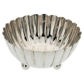 A TANE sterling silver bowl.