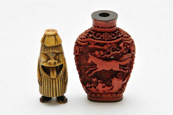 21: Perfumer and Netsuke