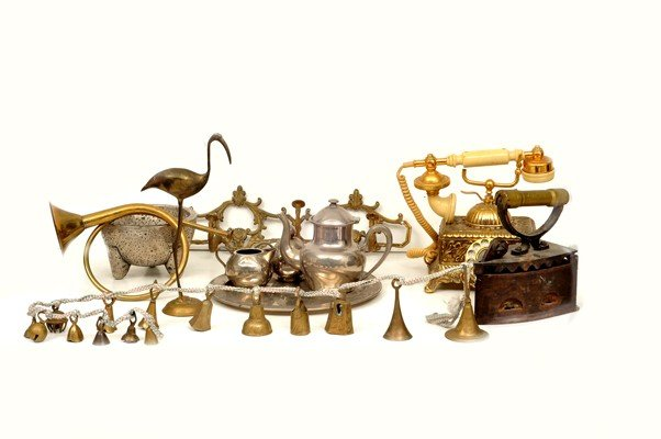 21: Lot of decorative objects