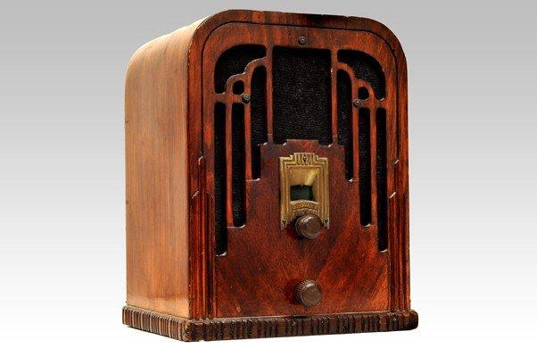 1: Crosely Radio