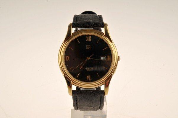 6: Gentleman Givenchy wristwatch