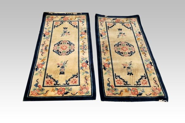 20: Lot of two carpets