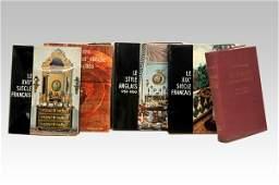 59 Lot of five books