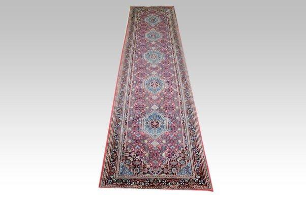 Isle wood carpet. Indian, 177 x 121 cms