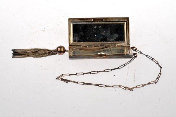Make up case made in metal, original case