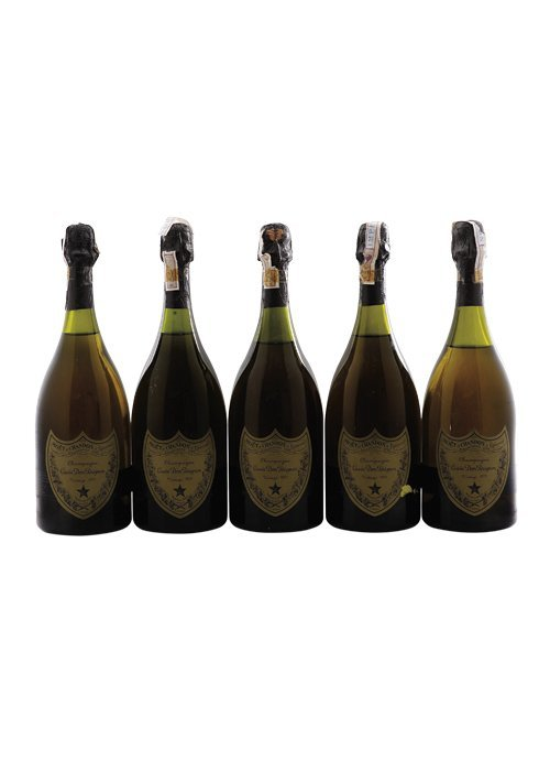 Cuvée Dom Pérignon. Vintage 1975. Champagne. Moët et