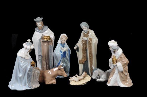 Nacimiento. Origen español. Elaborado en porcelana
