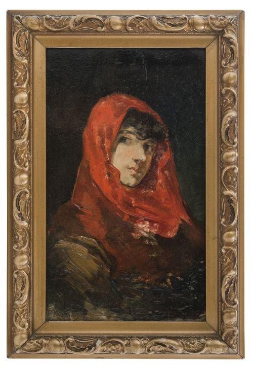 FEDERICO DE MADRAZO Y KUNTZ (ESPAÃ'A, 1815 - 1894)