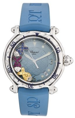 34c497a06 RELOJ CHOPARD HAPPY SPORT en acero. Tres peces - Apr 29, 2015 ...