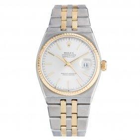 Reloj Rolex Oysterquartz Datejust, Ca. 1980 - 1981