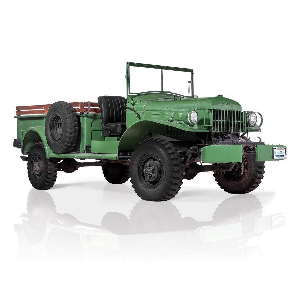 Power Wagon  1962