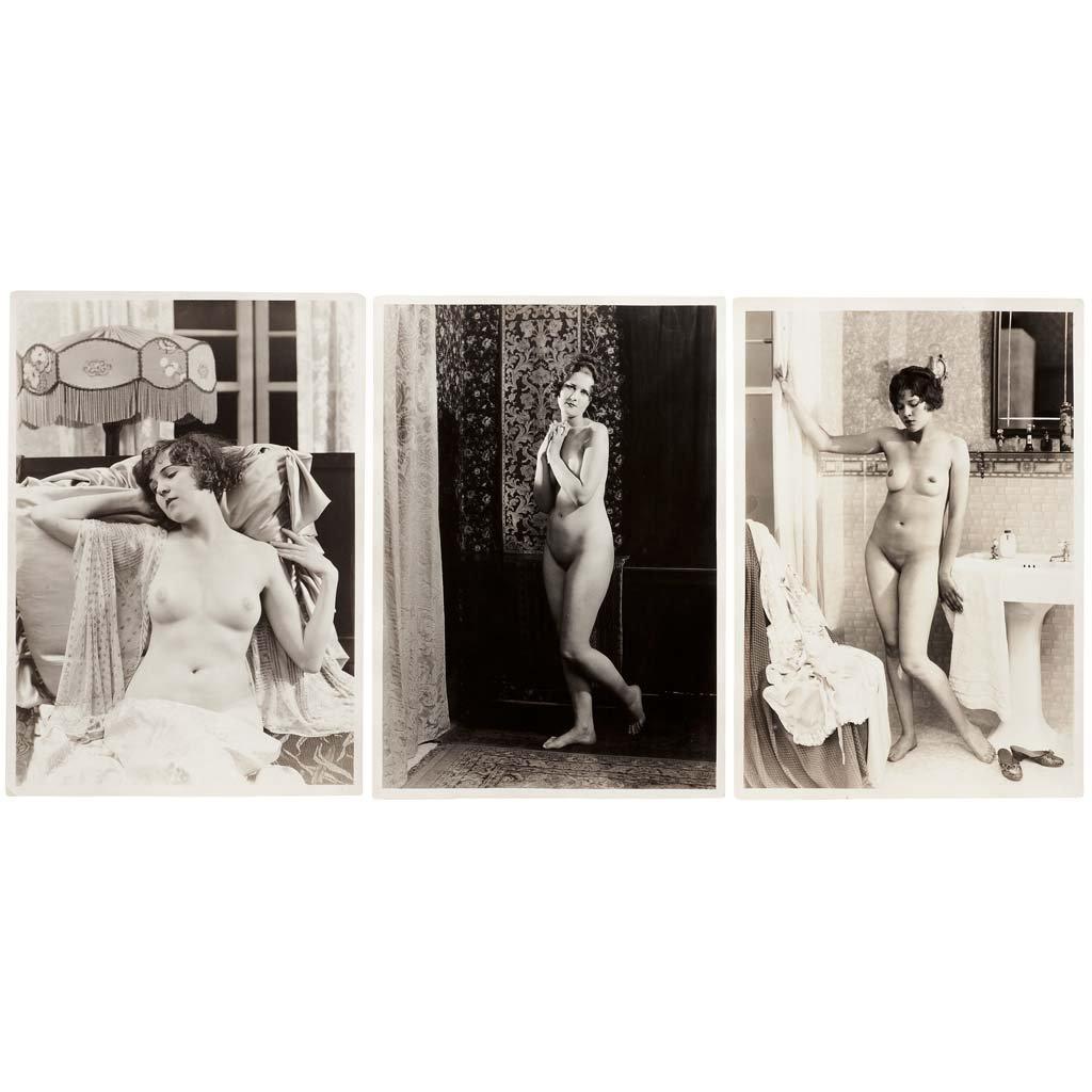 "Allen, Albert Arthur. Desnudos de la Serie ""Sex"