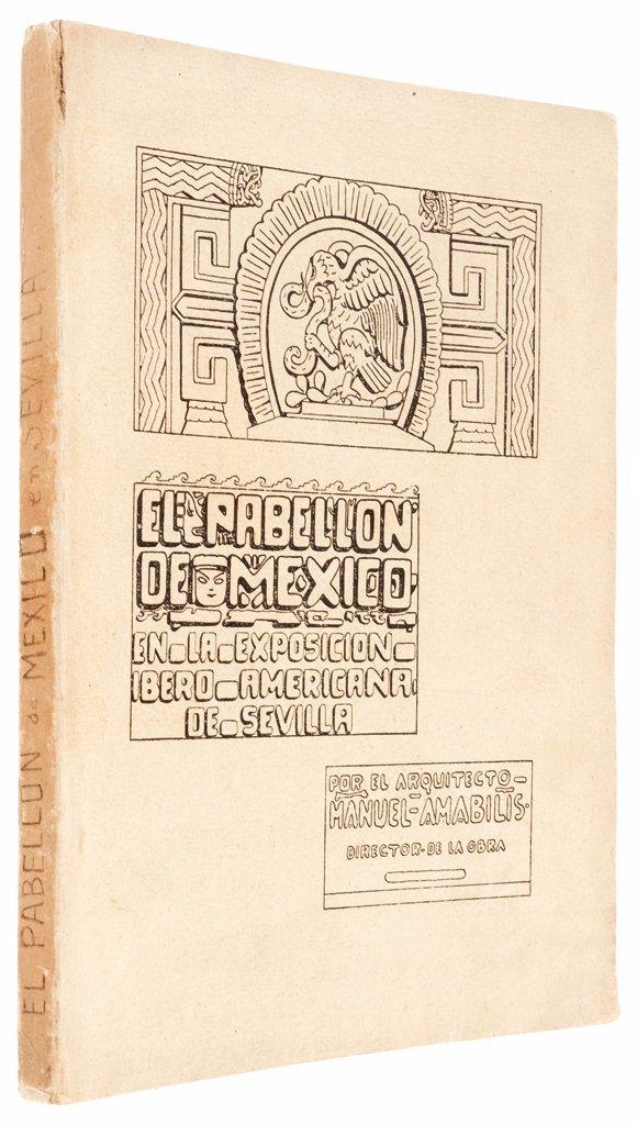 Amabilis, Manuel. El Pabellón de México en la
