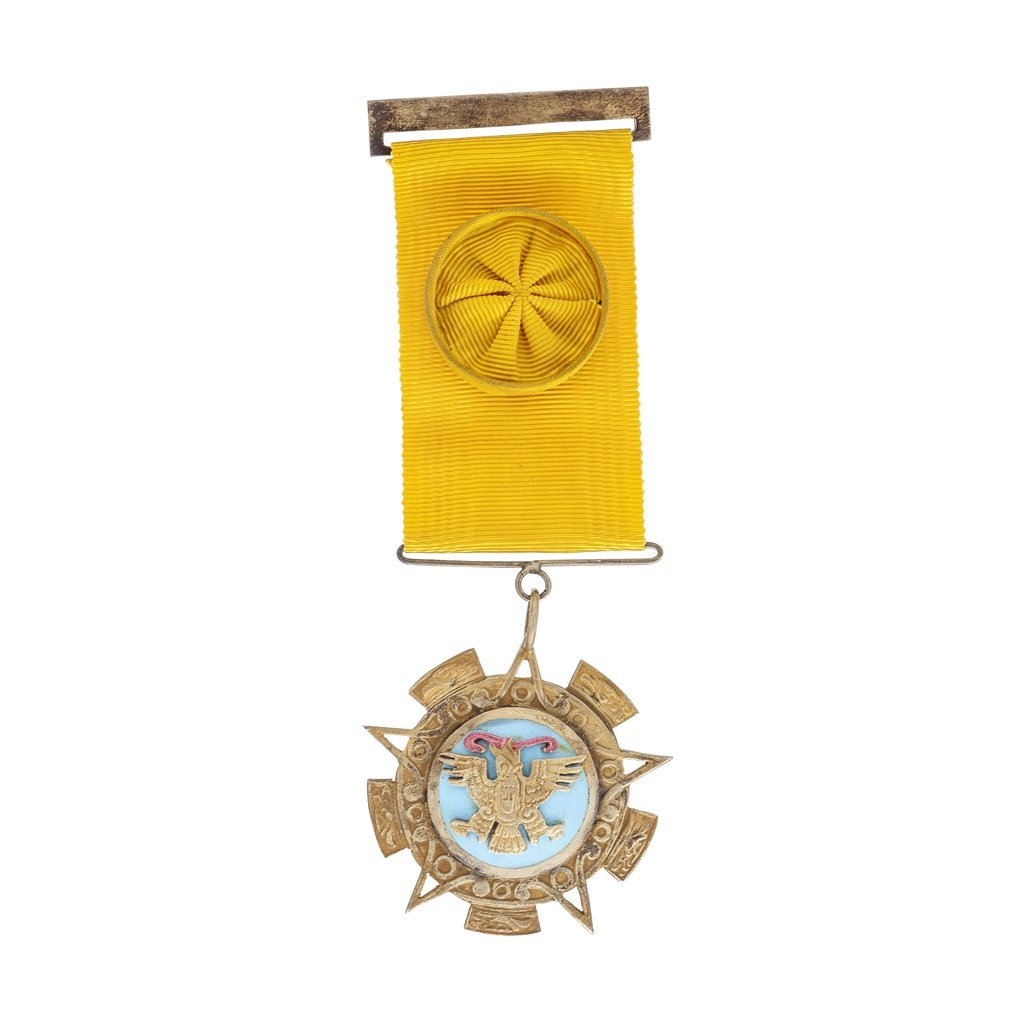 MILITARY DECORATION FOR THE MEXICAN ORDER OF THE AZTEC