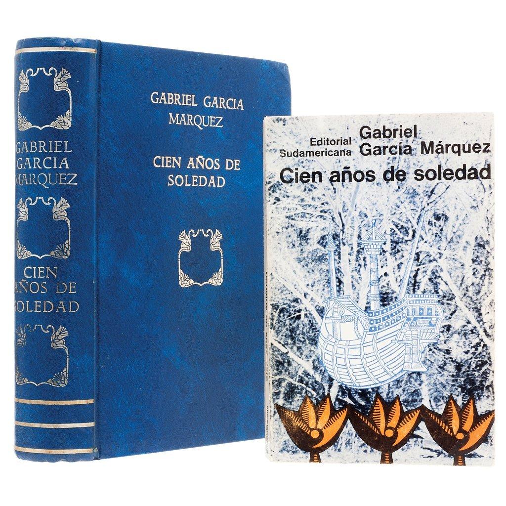 Garcia Marquez, Gabriel. Cien Años de Soledad. Buenos