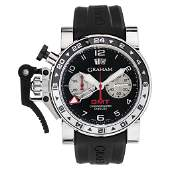 GRAHAM CHRONOFIGHTER OVERSIZE GMT N 029 wristwatch.