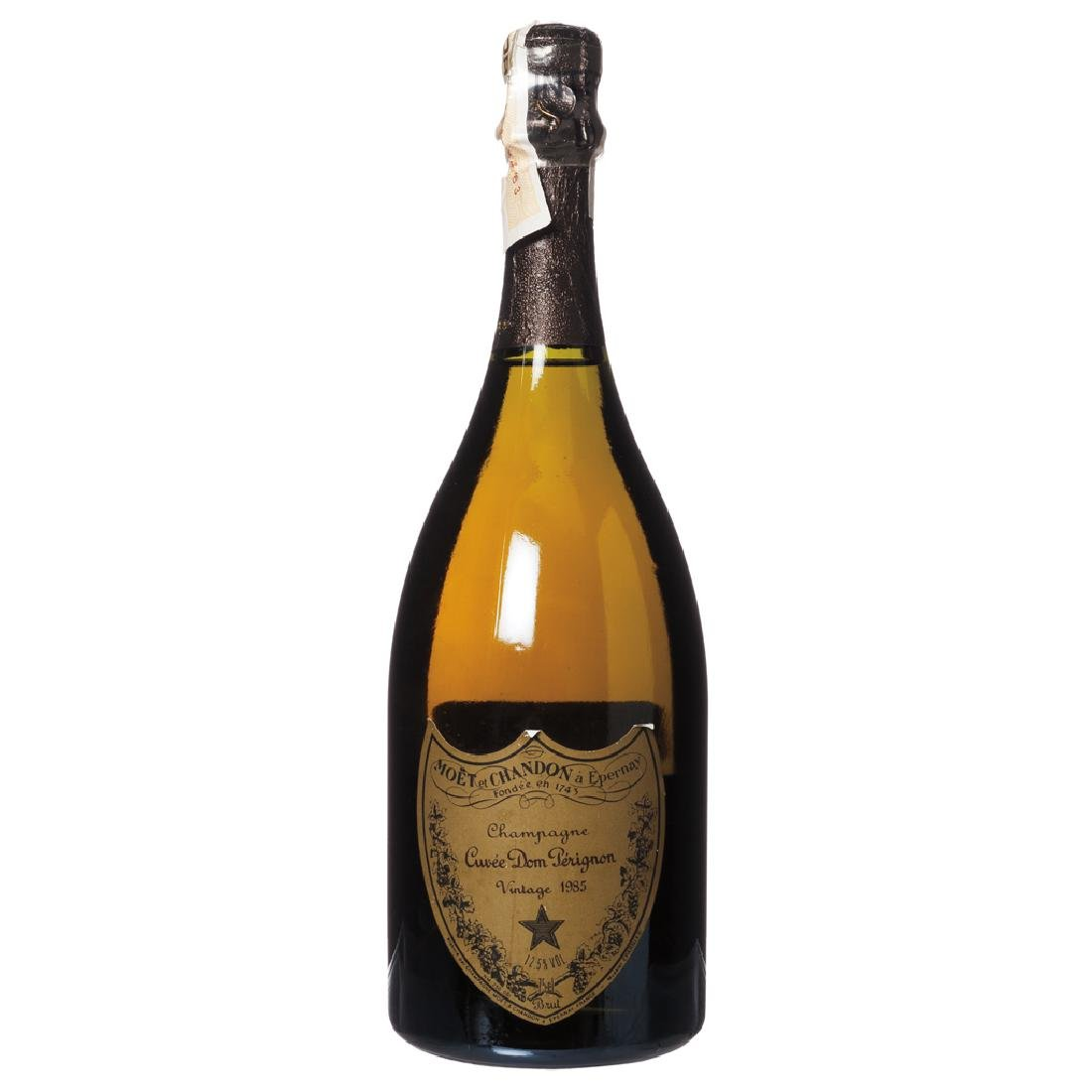 Cuvee Dom Perignon. Vintage 1985. Champagne. Moet &