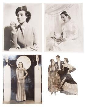 Fryer, Carmen  Dolores del Rio. Photographs 24 x 19.5