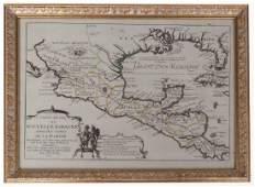 Fer Nicolas de Le Vieux Mexique Ou Nouvelle Espagne