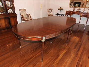 Directoire Style Banquet Table