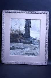 265: Jamie Wyeth Watercolor