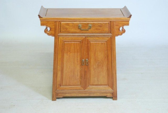 2: ASIAN STYLE SIDE CABINET