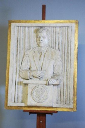 JFK PLAQUE