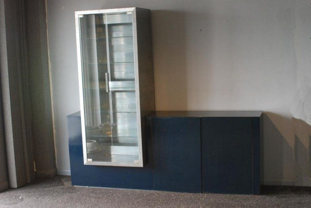207: PAUL EVANS CITYSCAPE DISPLAY CABINET