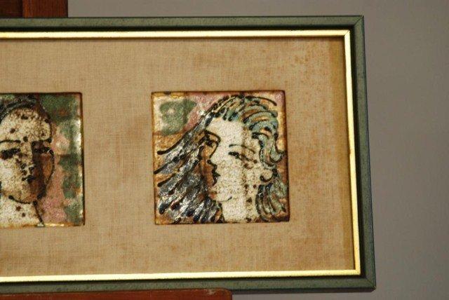 279: MID-CENTURY MODERN HARRIS G. STRONG ART WORK - 4