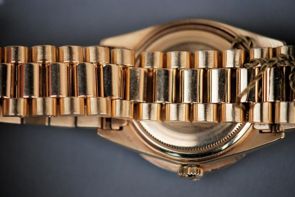 Rolex 18kt Gold and Diamonds Presidential - 4