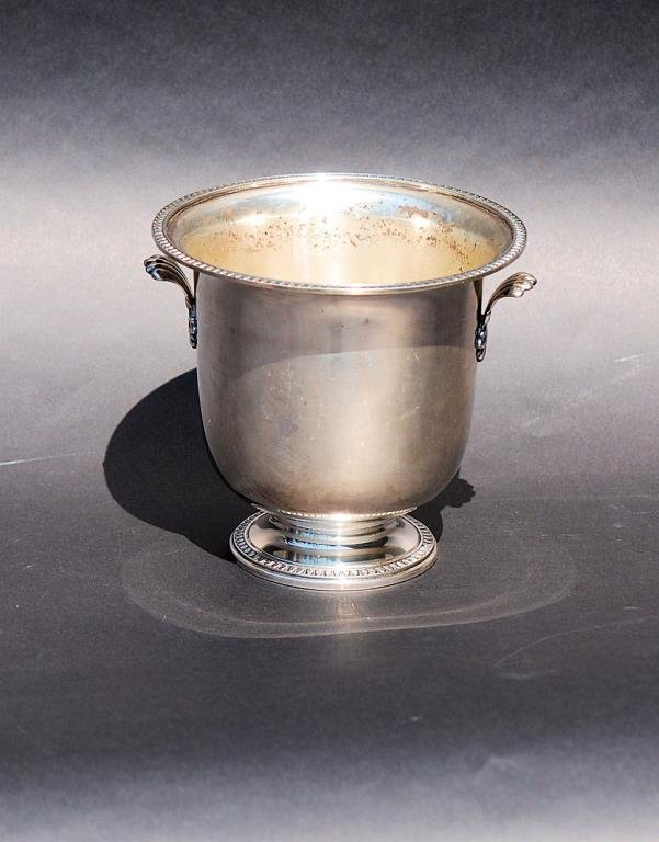Continental Silver Ice Bucket