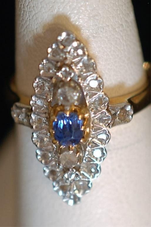 Vintage 14k Hallmarked Ladies Ring