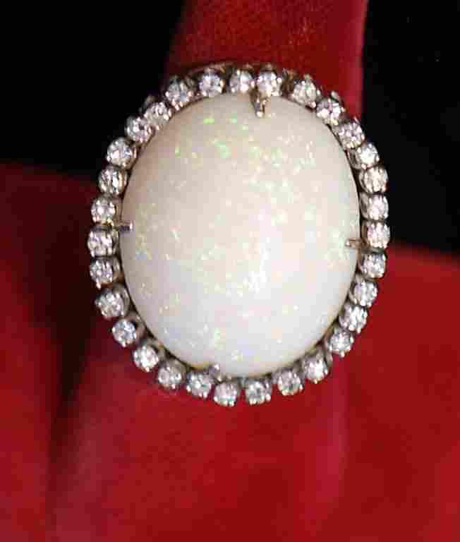 Vintage 14K Ladies Ring