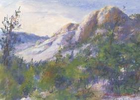 """""""High Sierras"""", Marie Sheehy-Walker"""