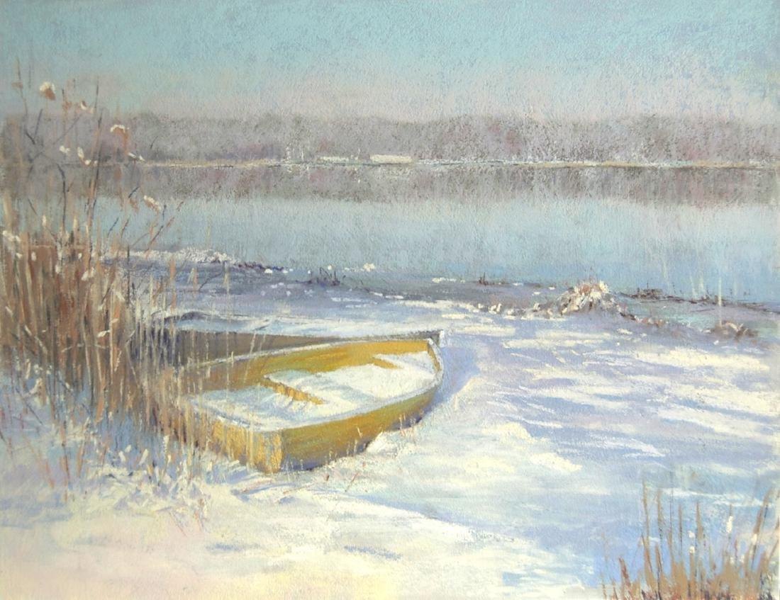 """The Yellow Boat"", Jane McGraw-Teubner"