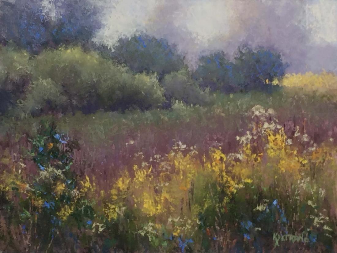 """Early Morning Quiet"", Kathy Detrano"