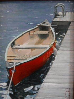 """Pond Transport"", Arlene Marcoe"