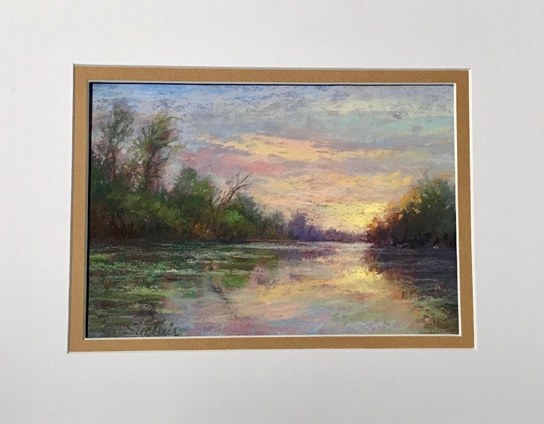"""Sunset"", Georgette Sinclair"
