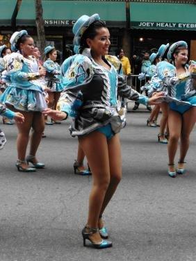 """Puerto Rican Dancer"", Laura L. Smith"